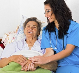 how to show compassion to a palliative care patient