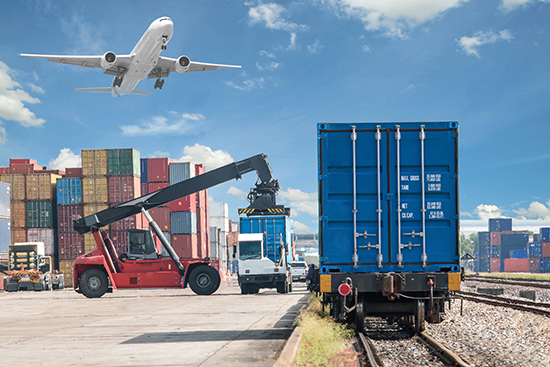 Customs brokers handle the logistics of moving products across borders.