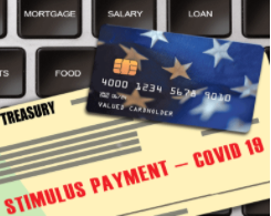 Receipt and use of stimulus payments in the COVID-19 pandemic