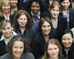 Women in the workforce before, during, & after the Great Recession