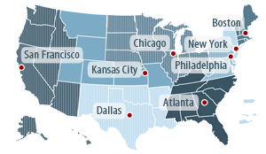 Latest News Releases From Regional Offices Usa Map
