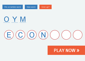Game Icon: Anagram
