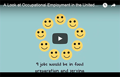 Video on U.S. Occupations