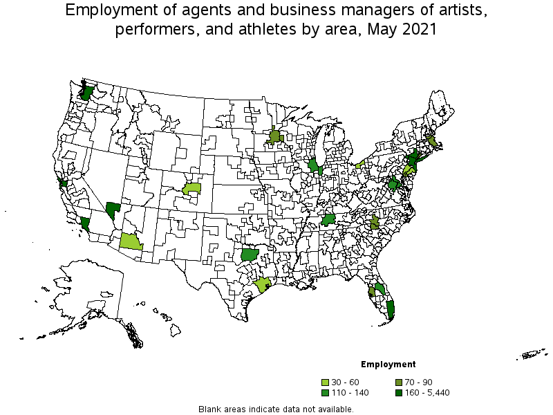 agents and business managers of artists  performers  and athletes