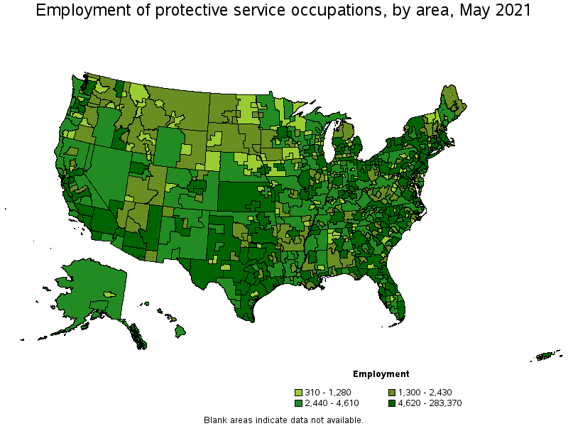 Protective Service Occupations