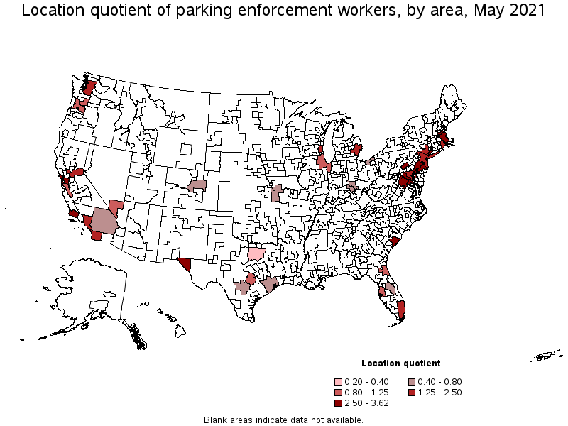 Parking Enforcement Workers on