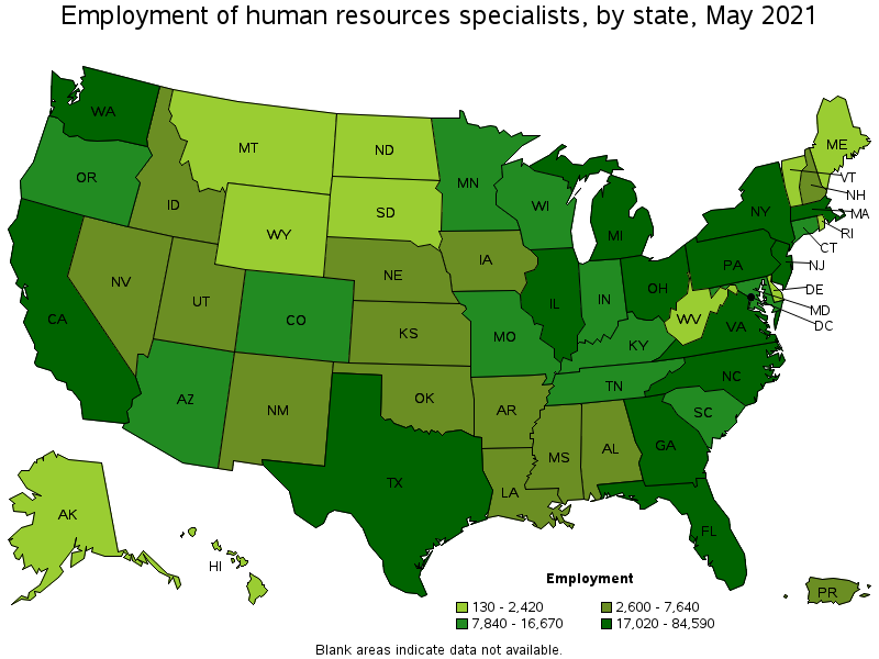 Human Resources Specialists