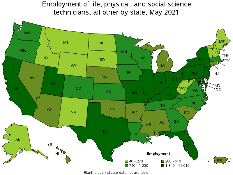 Captivating States And Areas With The Highest Published Employment,  Location Quotients, And Wages For