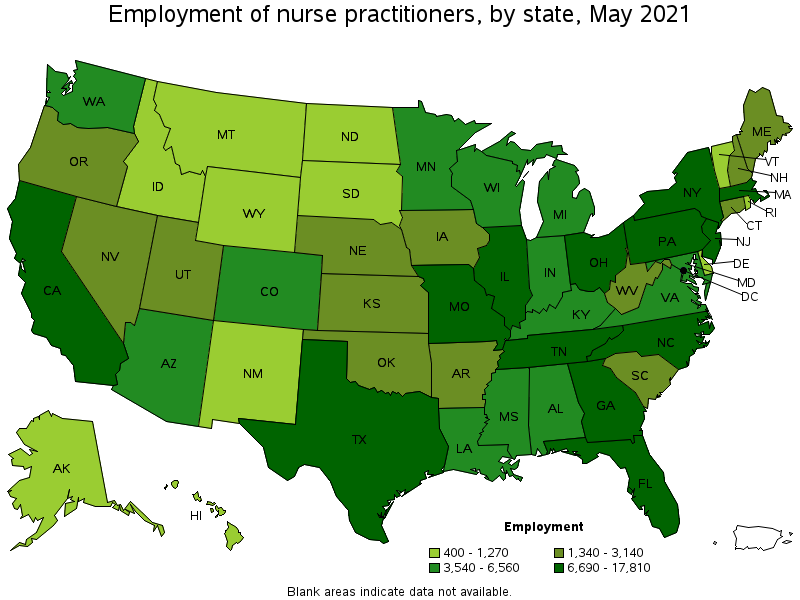 Nurse Practitioners – Job Outlook for Nurse Practitioners