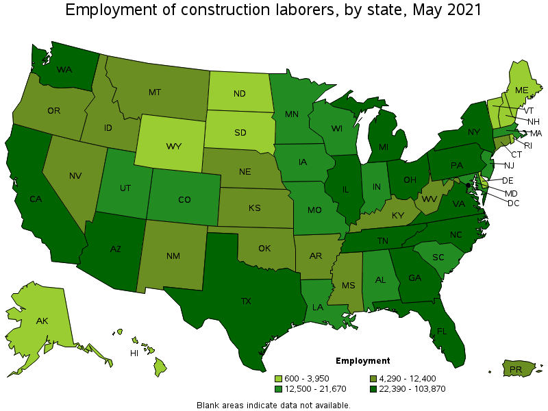 States And Areas With The Highest Published Employment Location Quotients And Wages For This Occupation Are Provided For A List Of All Areas With