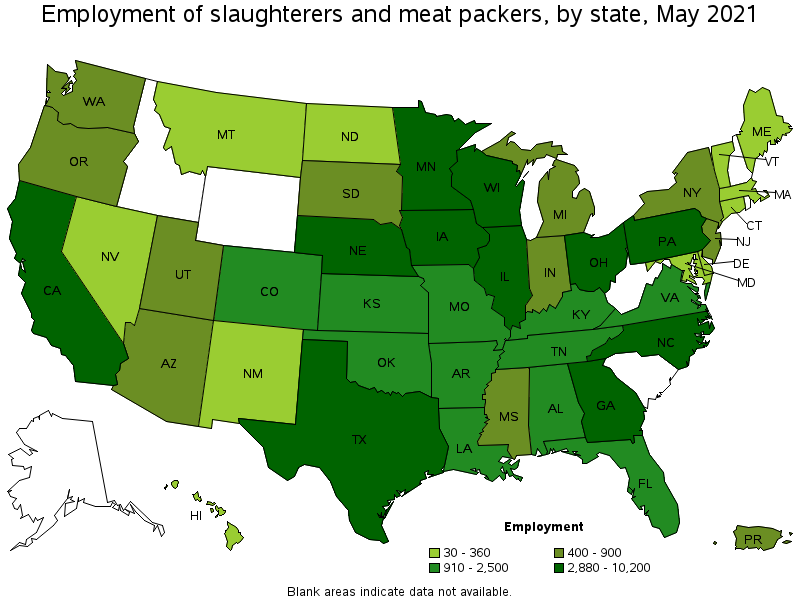 Slaughterers and Meat Packers