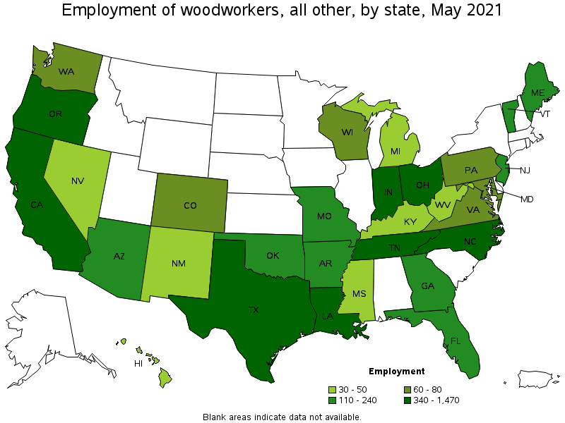 Woodworkers All Other