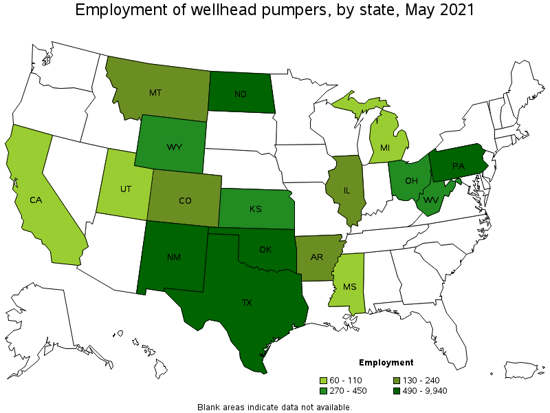 Wellhead pumper salary: A comparison of Pumper salaries among different oil producing regions…
