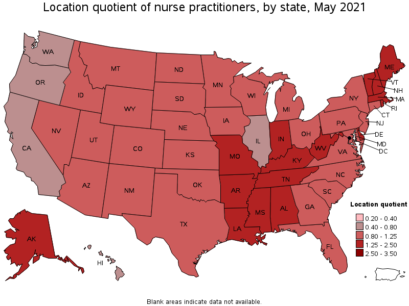 Nursing Job Outlook By State - Online Nurse Practitioner Programs