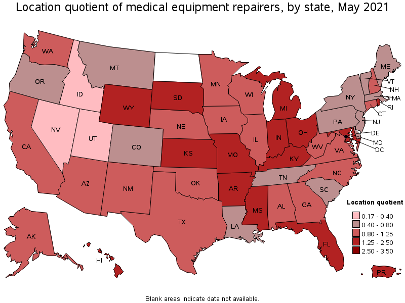 Medical Equipment Repairers