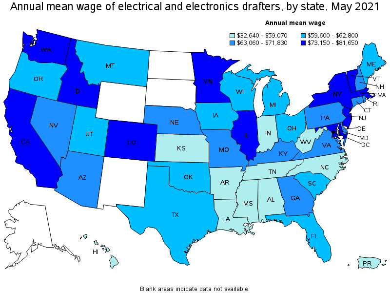 Electrical and Electronics Drafters