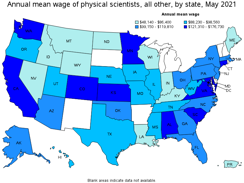 Captivating Top Paying States For This Occupation: