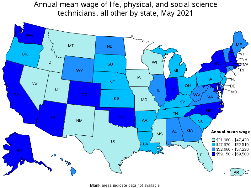 Superior Amazing Top Paying States For This Occupation: