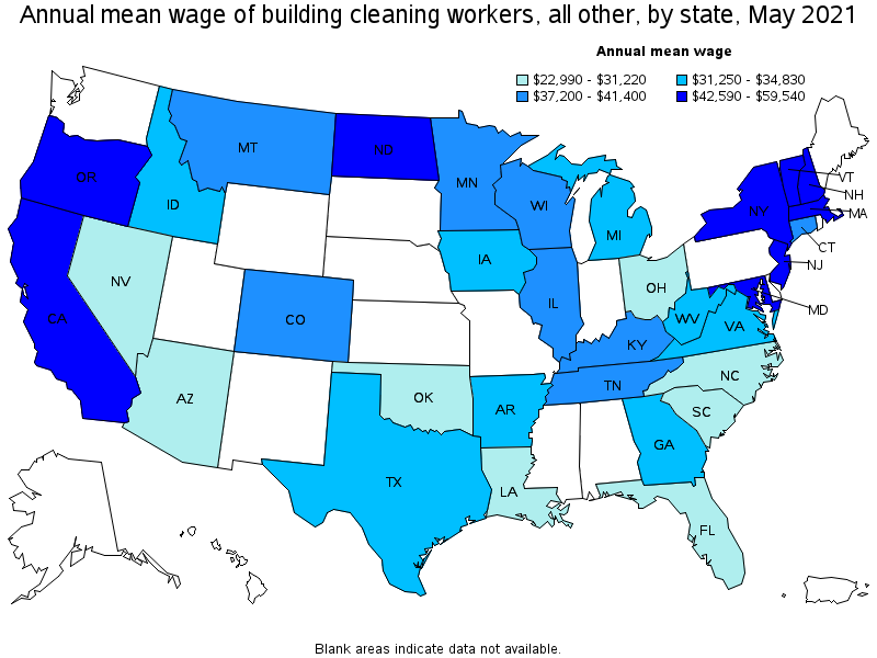 Lovely Top Paying States For This Occupation: