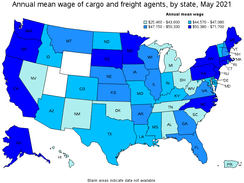 Cargo and Freight Agents