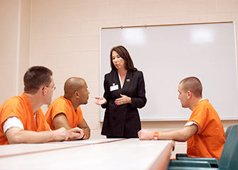 Probation Officers And Correctional Treatment Specialists