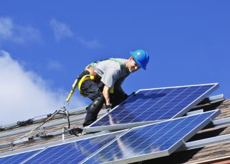 Solar Photovoltaic Installers Occupational Outlook