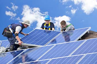 solar installer job description
