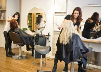 Barbers Hairdressers And Cosmetologists Image
