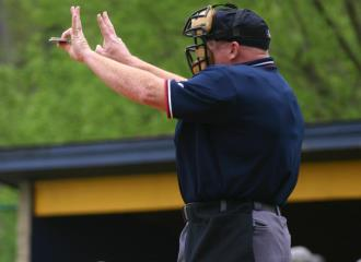 Umpires, referees, and other sports officials