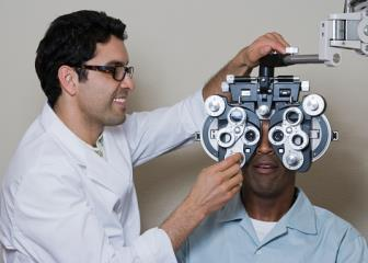 Optometrists Occupational Outlook Handbook U S