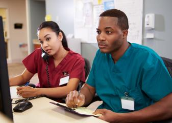 NAHCE Patient Care Technicians