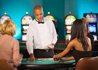 casino gaming manager