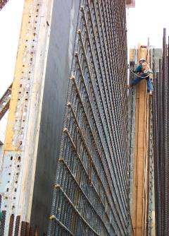 Structural iron and steel workers