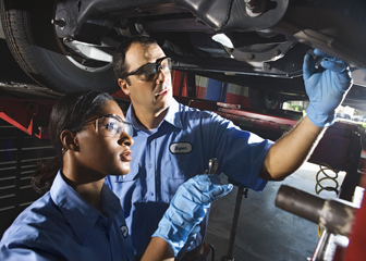 Diesel Service Technicians And Mechanics Occupational