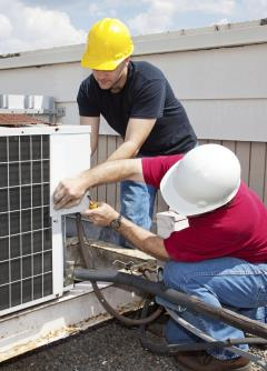 Heating, air conditioning, and refrigeration and mechanics and installers
