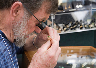 Jewelers and precious stone and metal workers