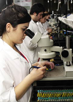 Electrical and Electronics Engineering Technicians