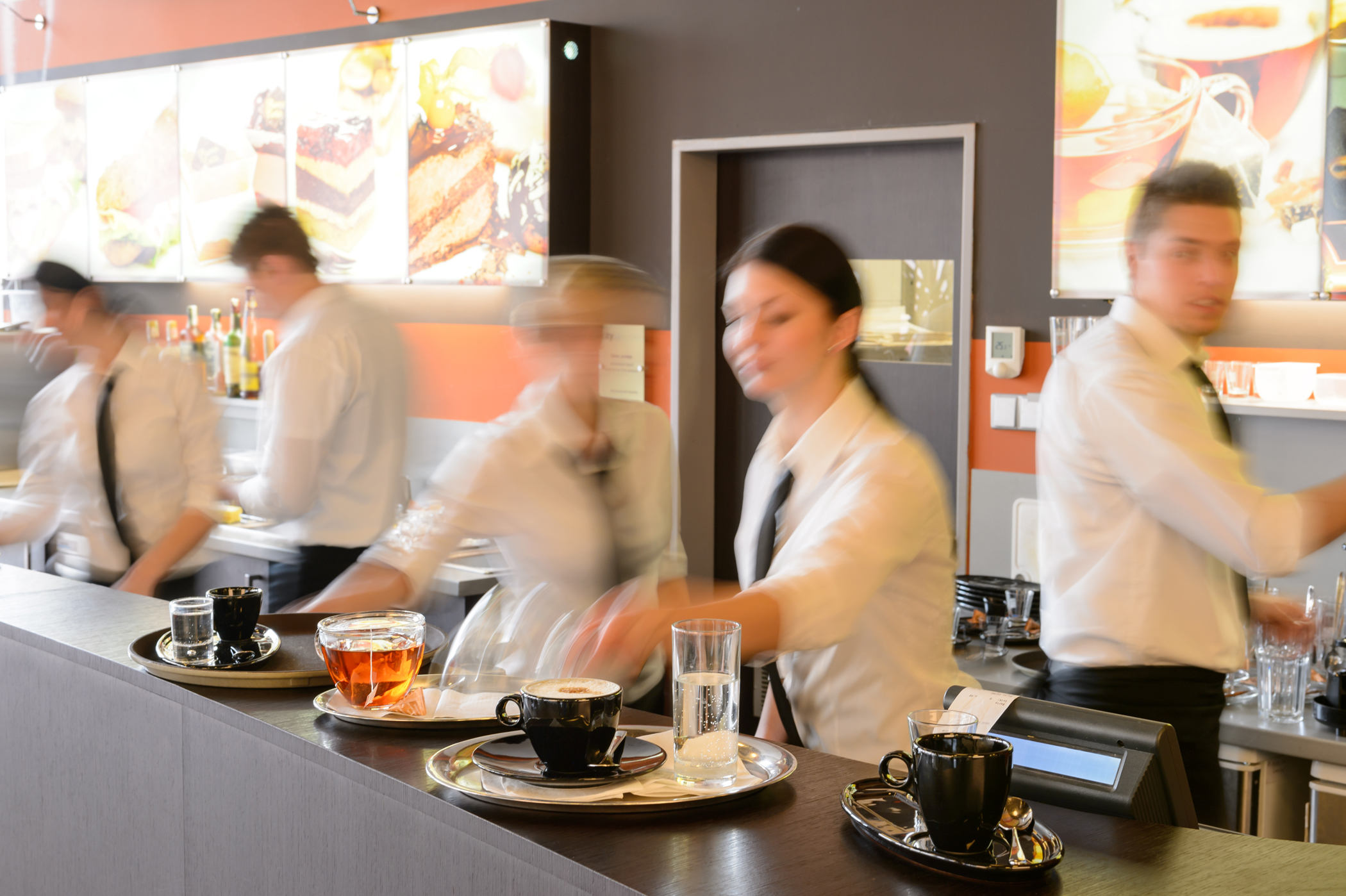 restaurants help feed job growth how the leisure and hospitality image