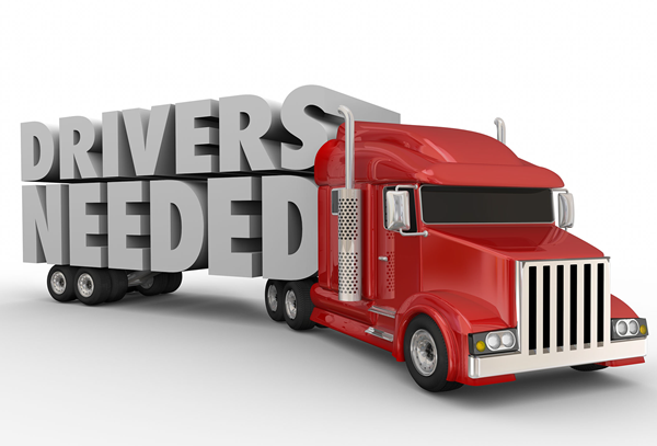 Is the U S  labor market for truck drivers broken? : Monthly
