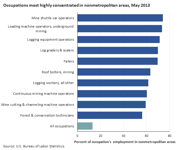 Introduction Bls Statistics By Occupation Spotlight On